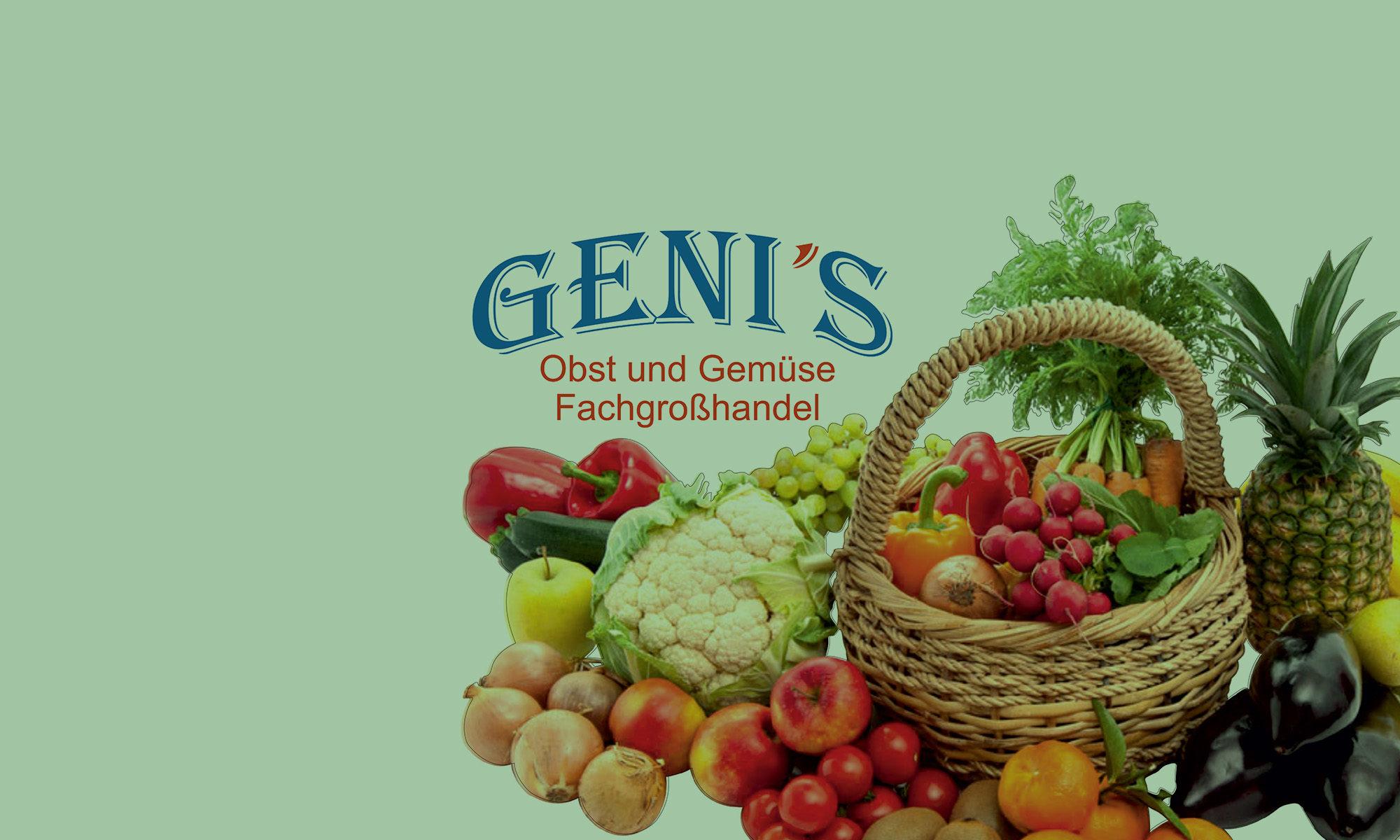 Geni's Obst und Gemüse Fachgroßhandel | Garmisch Partenkirchen